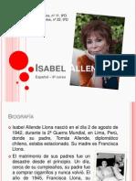 Isabel Allende - 11,22