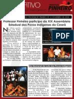 Boletim Informativo Professor Pinheiro