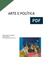 ARTE E POLÍTICA