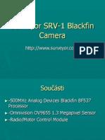 Surveyor SRV-1 Blackfin Camera.ppt