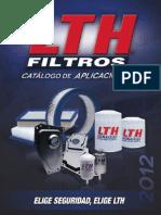 Catalogo Filtros Lth 2012