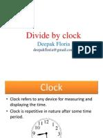 clock divide