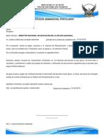 Formularios Cadete 2013 DIANA ALONZO