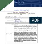 Child Peace Africa