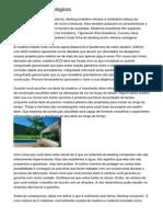 IPE Deck Ecologico vs Deck de Madeira de Madeira de Plastico.20140227.141813