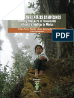 Libro Saberes Ambientales Campesinos