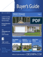 Coldwell Banker Olympia Real Estate Buyers Guide March 1st 2014