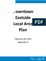 Downtown Eastside Draft Local Area Plan