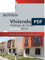 2013 - CMIC - Vivienda