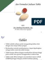 46950275 Bab 4 Tekhnologi Formulasi Tablet