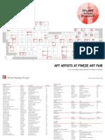 APT Artists at Frieze Art Fair