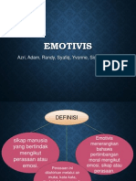 emotivis