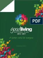 Resumen Plan Nacional para el Buen Vivir 2013-2017 Inglés