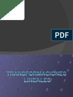 Trabajo Transformaciones Lineales