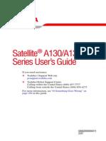 Manual Toshiba Satellite a135s-4656 Vielka