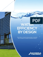 Water Efficiency by Design