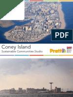 Pratt Institute Coney Island Studio Final Presentation, Fall 2013