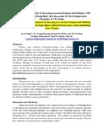 Dactylogyrus Paper