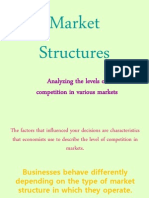 market structures edit