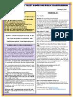 MVM Newsletter 2014.02.27