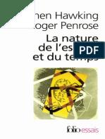 La nature de l'espace et du temps.pdf