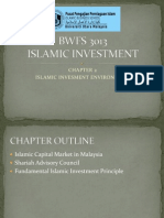 Chapter 2 - Islamic Investment Environment
