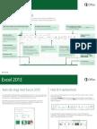 Handleiding Excel 2013