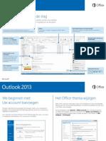 Handleiding Outlook 2013