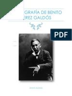 Monografía de Galdós