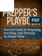 The Preppers Playbook