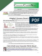 ACC eNews 3 2014 Issue #30 PDF