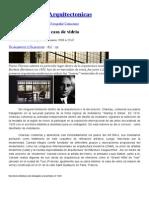 Pierre Chareau y La Casa de Vidrio - Blog de Notas Arquitectonicas