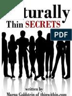 Naturally Thin Secrets