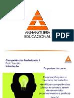 Competências Profissionais aula 1