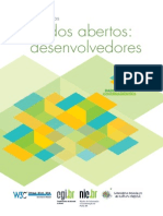 Manual Dados Abertos Desenvolvedores Web