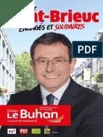 Programme de campagne de Didier Le Buhan