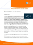 ATT- Cell Site Customer requirements.pdf