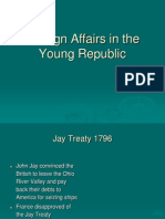 foreign affairs in the young republic-1