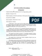 GTI CPNI Certification 2013_022414