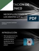 PRESENTACON DE CASO CLÍNICO