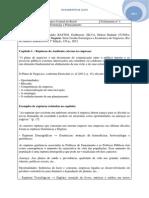 Fichamento 01 - Estratégia e Planejamento - Livro Plano de Negócios - 2012.docx