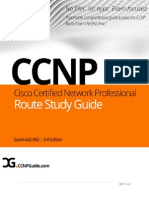 ROUTE Exam Guide v3.3