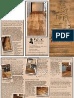 Ward Hardwood Flooring, Evergreen Colorado - www.wardhardwoodflooring.com