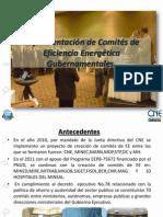 presentacin implementacin de comits de eficiencia energtica gubernamentales.pdf