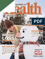 2014 Spotlight on Heath by Hickory Daily Record