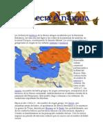 1 La civilización helénica de la Grecia antigua se extendió por la Península Balcánica (2)