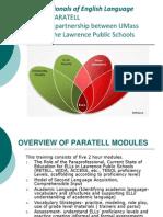 petalls module 1 powerpoint