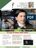 Boletín Informativo Vero Mendoza