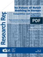 The future of Retail Banking in Europe