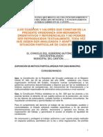 Ordenanza Regula Uso Funcionamiento y Administracion Ferias Libres